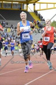 Sheffield half marathon 2013